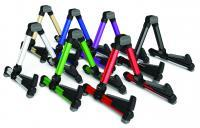 guitar stand red