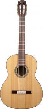 Fender classical guitar solid cedar top